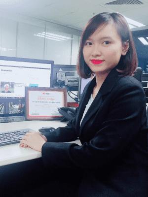 Vũ Thị Thùy Linh, CFA
