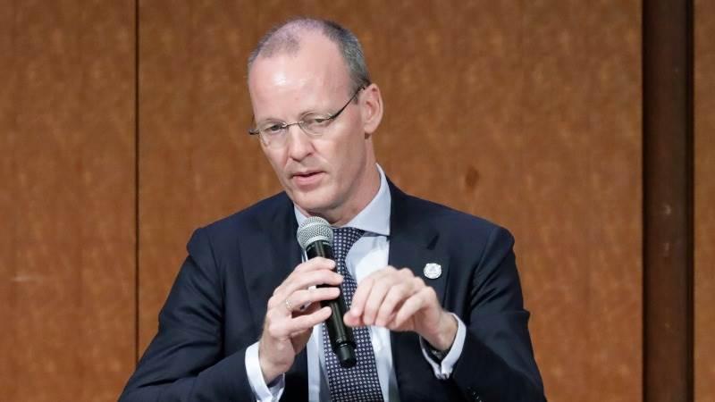 Klaas Knot, người đứng đầu Ngân hàng trung ương Hà Lan