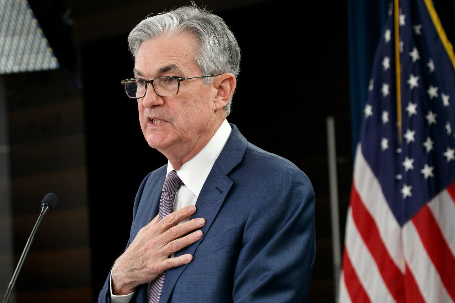 Jerome Powell, Chủ tịch Cục dự trữ liên bang Fed