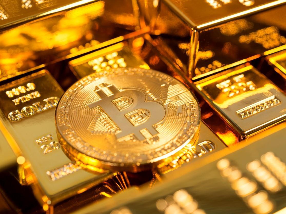 Bitcoin tham vọng trở  thành kẻ thách thức với vàng