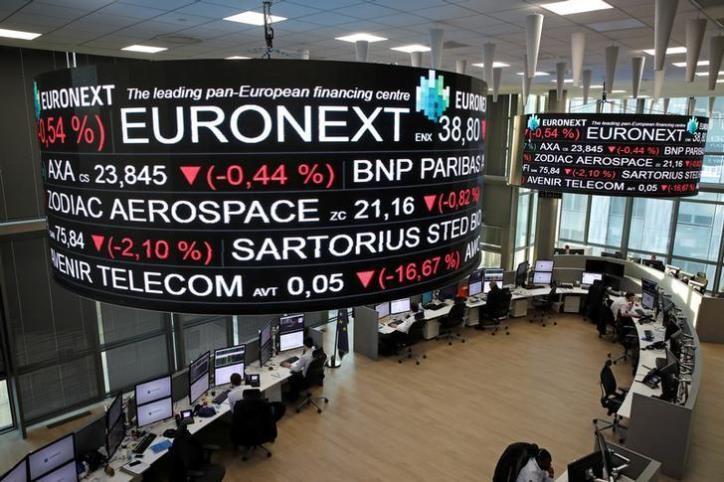 Nỗi sợ hãi bao trùm thị trường châu Âu trong phiên đầu tuần.