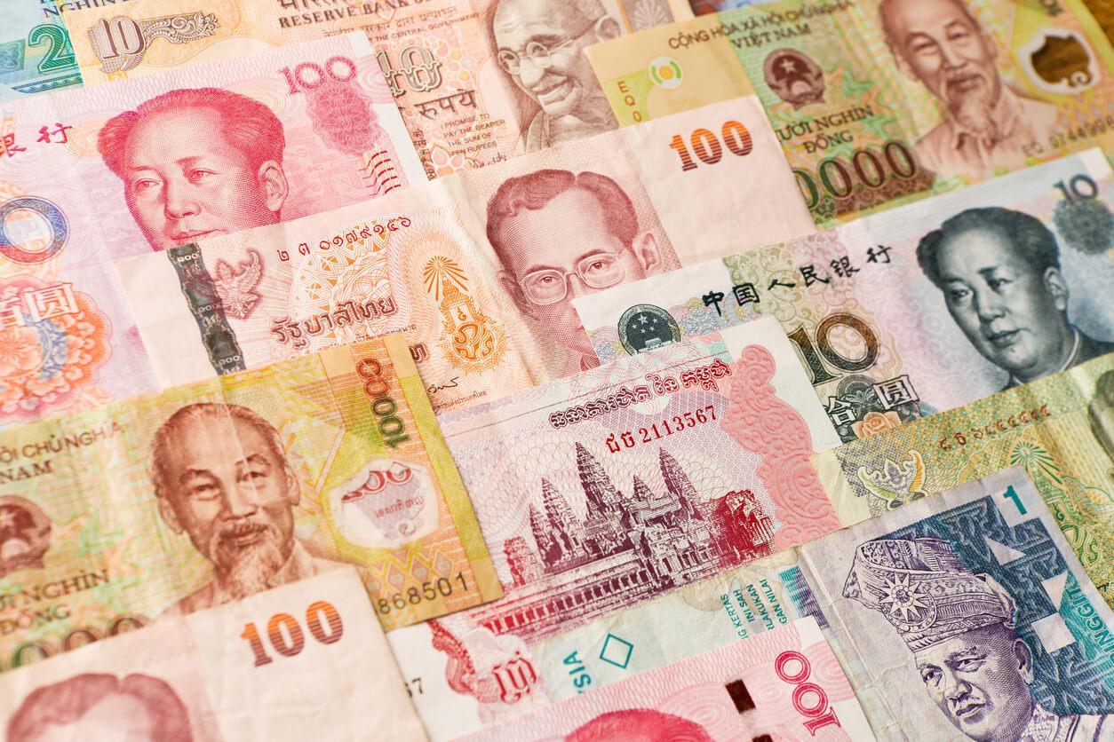 Các đồng tiền châu Á còn nhiều dư địa tăng giá?