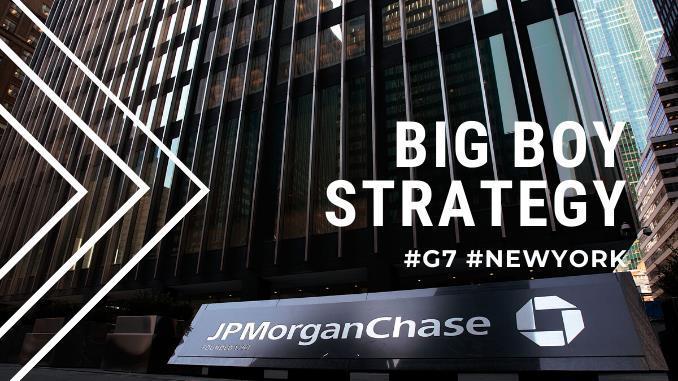 Chiến lược giao dịch FX Trader JPMorgan New York 08.01.2021: Đứng ngoài chờ vùng giá tốt hơn