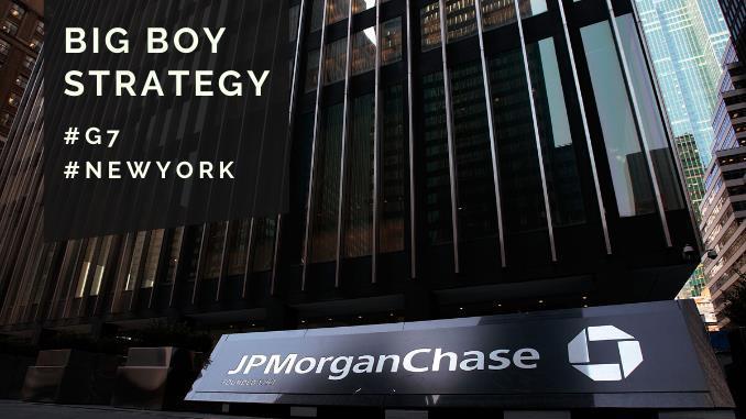 Chiến lược giao dịch FX Trader JPMorgan New York 14.01.2021: Thị trường chờ đợi Biden và gói kích thích 2000 tỷ USD