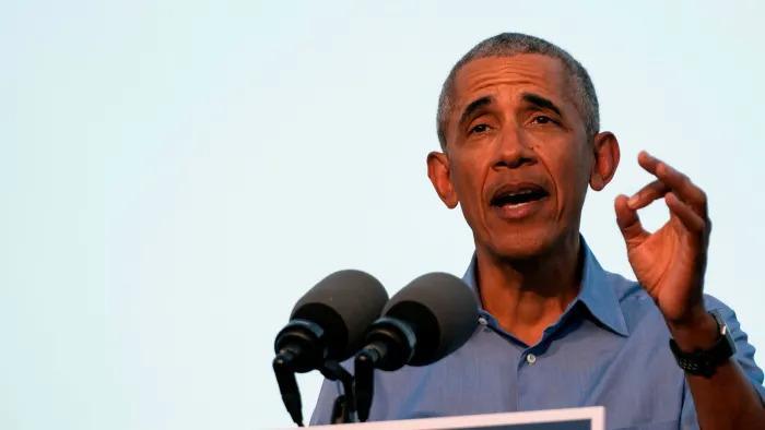 Ông Obama cảnh báo cử tri Mỹ không được tự mãn mặc dù cựu phó tổng thống Biden đang dẫn trước trong các cuộc thăm dò