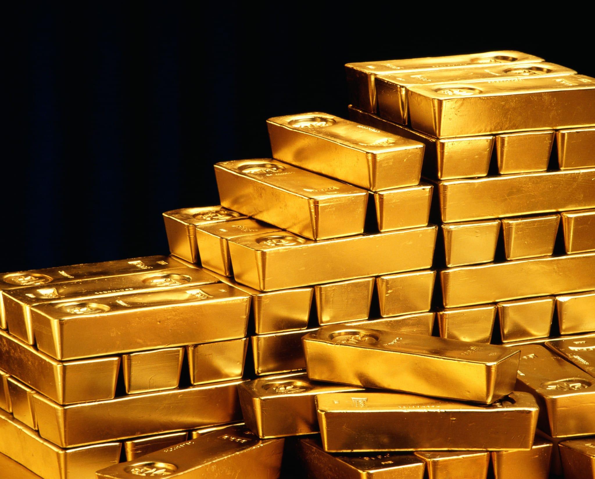Vàng vẫn không thể chống đỡ lại đà bán tháo