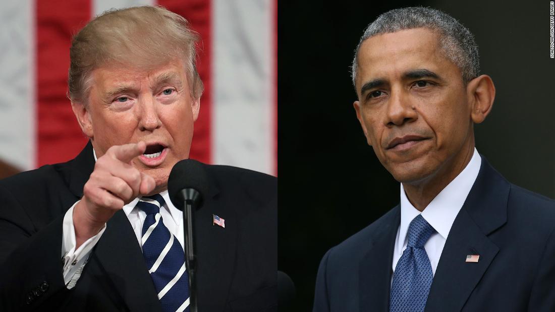 Liệu ông Trump có đang làm tốt hơn Obama?