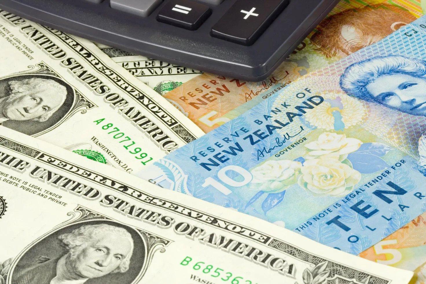 NZD có thể sẽ vượt mốc 0.7 USD do viễn cảnh chính sách lãi suất âm dần suy yếu