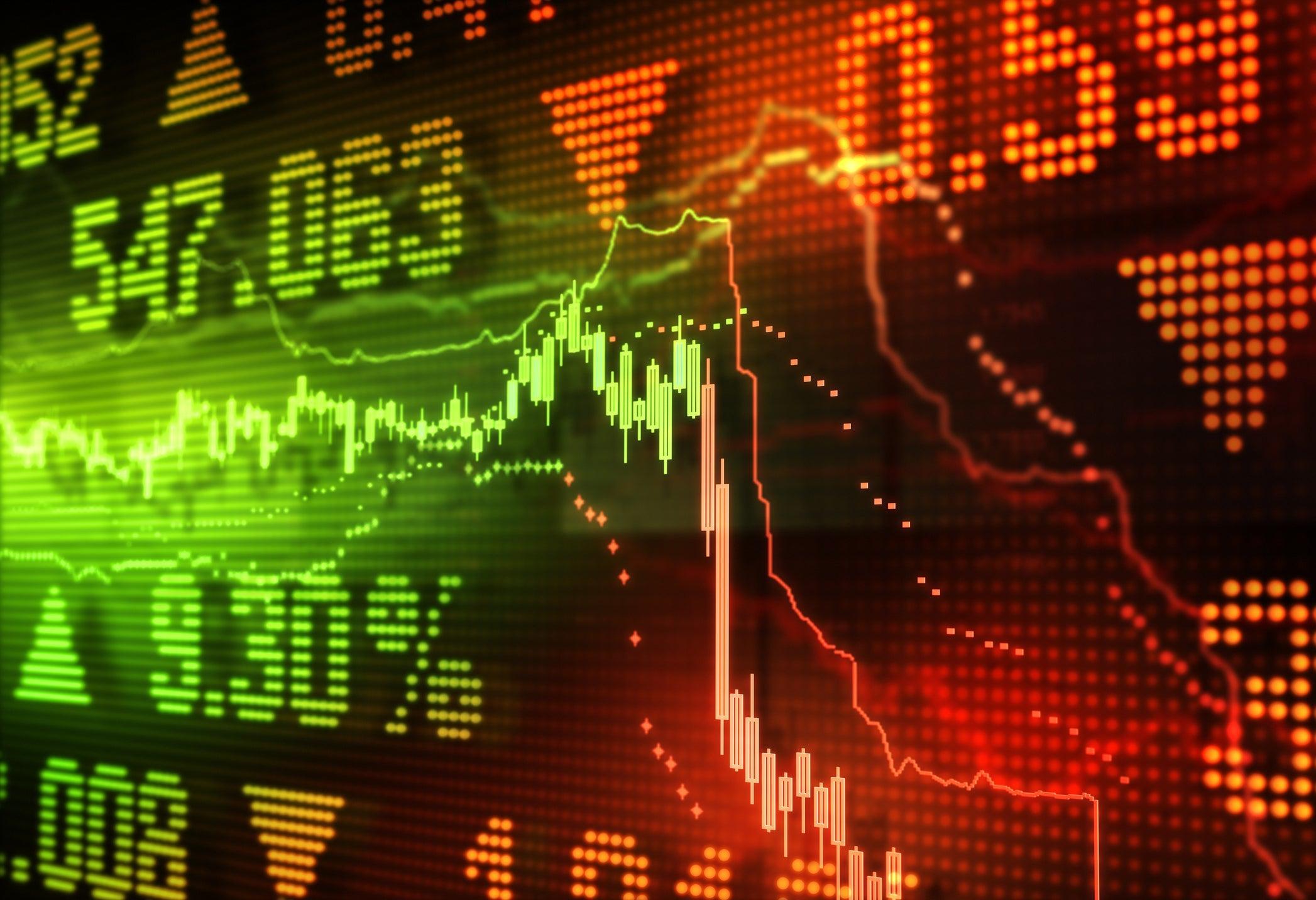 Sự chao đảo của thị trường chứng khoán gần đây mới chỉ là khởi đầu của một tuần đầy biến động trước mắt!