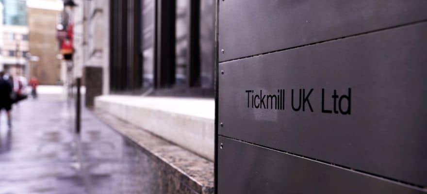 Tickmill chứng kiến doanh thu tăng trưởng 150% trong quý 1