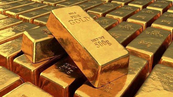 Giá vàng có thể đã tạo đỉnh