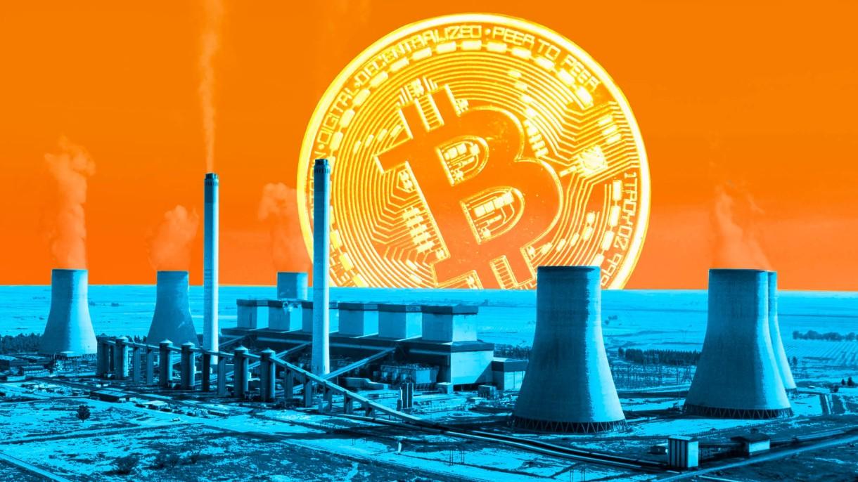 Ngành công nghiệp đào Bitcoin tiêu tốn rất nhiều năng lượng, đồng nghĩa với việc thải ra môi trường lượng khí nhà kính rất lớn